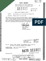 Memorandum for the Supreme Allied Commander, Europe 3 JUL 81