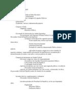Legislação Aplicada ao MPU - Estudo