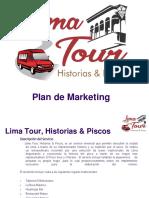 Lima Tour, Historias & Piscos - Modelo de PPT-3
