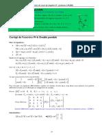 Pendule Double Lagrange Corrige