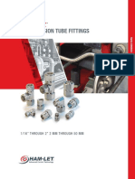 Letlok Tube Fitting Catalog 2017