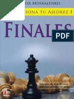 81.-Viktor Moskalenko - Revoluciona Tu Ajedrez I, Finales