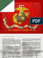 2017 Marine Aviatioin Plan