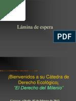 t8 Derecho Ecologico - Derecho Minero 2012