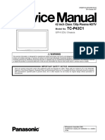 manual TC-P42C1