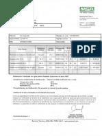 Certificado Exploximetro