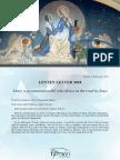 [ENGLISH] Lenten Letter 2018 – Vincentian Family
