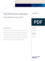KPIs-Bank of America Merrill Lynch White Paper