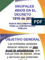 Cambios Decreto 1510 2013 (1)