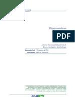 Hipertireoidismo - Projeto Diretrizes