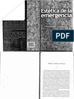 Laddaga, R. Estética de La Emergencia (Capítulo III)