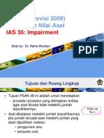 Penurunan Nilai Aset IAS 36
