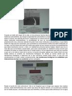 Teórico 4. Biomembranas