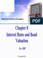 Chapter 08 Interest Rates and Bond Valuation