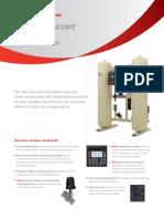 IRITS-0617-034 HLA Heatless Desiccant Air Dryer