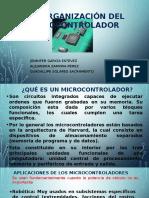 Organización interna de los microcontroladores
