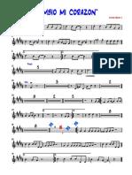 2da Trompet-cambio Mi Corazon(Grupo 5)