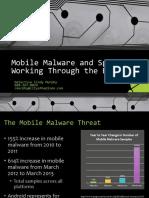 8 Murphy NIST Mobile Malware Normal