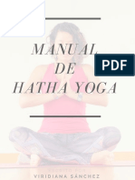 Manual de Hatha Yoga