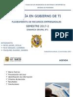 Trabajo Grupal- Planeamiento de recursos empresariales