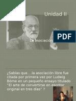 Unidad II Asociacion Libre