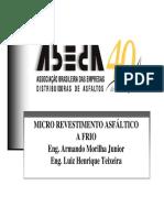 MicrorevestimentoABEDA