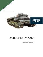 Achtung Panzer Guderian
