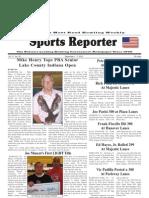 September 1, 2010 Sports Reporter