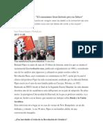 Richard Pipes El Comunismo Tiene Historia Pero No Futuro