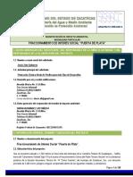 "MIA de Fraccionamiento de Interés Social ""Puerta de Plata"""