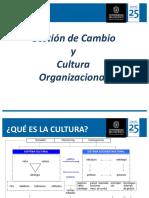 Cultura Org y Cambio - MDO 19