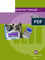 8018 Maintenance Manual Rev CB English