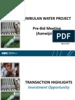Ifc Umbulan Water Feb 29, 2012 Am.tris Hardyanto