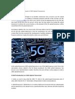 5G Facilitate the Development of 100G Optical Transceivers