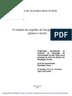 Boni Júnior, J. O.  O estádio do espelho de J. L. genese e teoria.pdf
