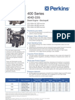 Esp. Tecnicas Motor 404d-22g Electropak