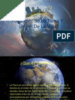 BIOLOGIA Formación de La Tierra.pptx