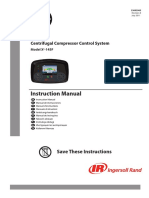 Centrifugal Manual Compressor Control System