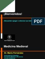 (4) Medicina Medieval Clase 5 2017