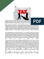 Filosofii impozitelor