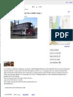 Craigslist listing for Willamette Queen sternwheeler