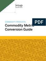 Metric Guide