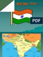 107-India Still Not Flat