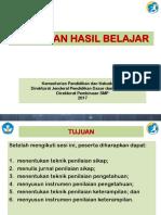 B.2.d. PPt Materi - Analisis Penilaian Hasil Belajar 3 JP_edit JK