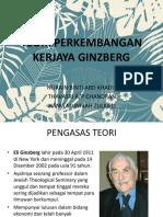 TEORI PERKEMBANGAN KERJAYA GINZBERG.pptx