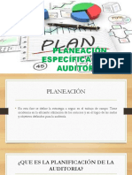 Planeación Específica de La Auditoría(Diapositivas) Grupo 7 Modificado