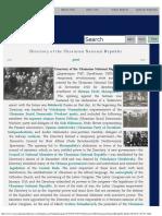 Directory of the Ukrainian National Republic