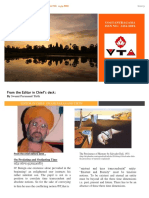 newsletter of YTA yog tantra and agama [inc.]