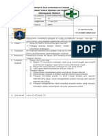 7.1.3.EP7 (6) SOP Koordinasi Dan Komunikasi Antara Pendaftaran Dengan Unit-unit Penunjang Terkait