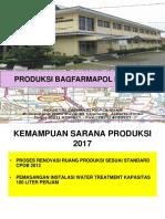 PAPARAN PRODUKSI 2017